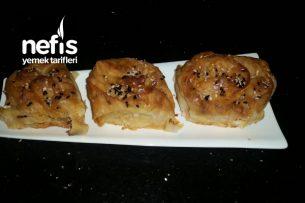 Teramyağlı Patatesli Çıtır Börek Tarifi