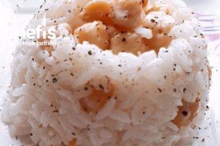 Nohutlu Teremyağlı Pirinç Pilavı Tarifi