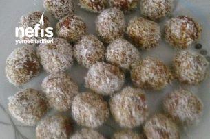 Şekersiz Sağlıklı Havuç Topları Tarifi