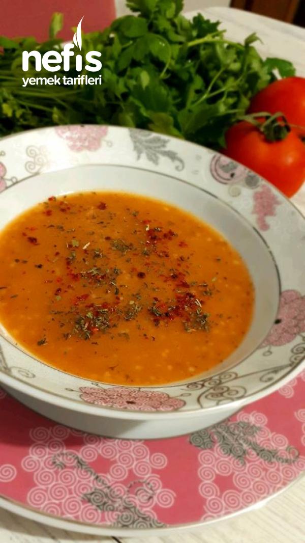 Teremyağlı Tarhana Çorbası