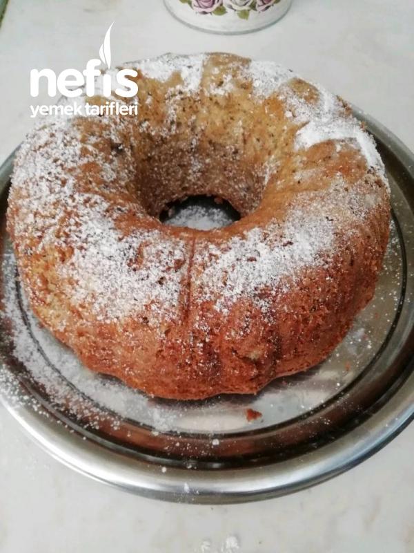 Yumuşacık Elmalı Tarçınlı Kek