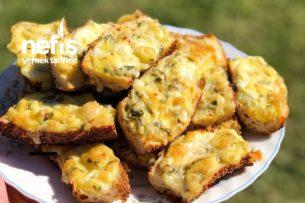 Bayat Ekmek Veya Simit Üstü Peynir Tarifi
