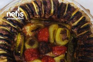 Dillere Destan Nefis Tepsi Kebabı Tarifi