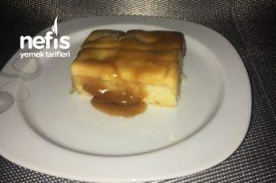 Karamelli Gelin Pastam Tarifi