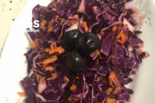 Pratik Kara Lahana Salatası Tarifi