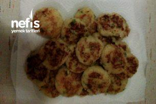 Baharatlı Patates Köftesi Tarifi