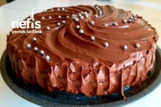 Bol Çikolatalı Özel Gün Pastası (Videolu) Tarifi