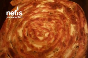 Ispanaklı Patatesli Börek Tarifi