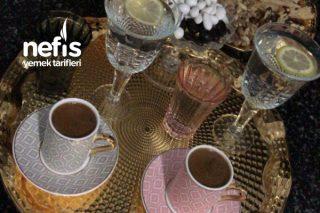 Kahve Sunumlarım Tarifi