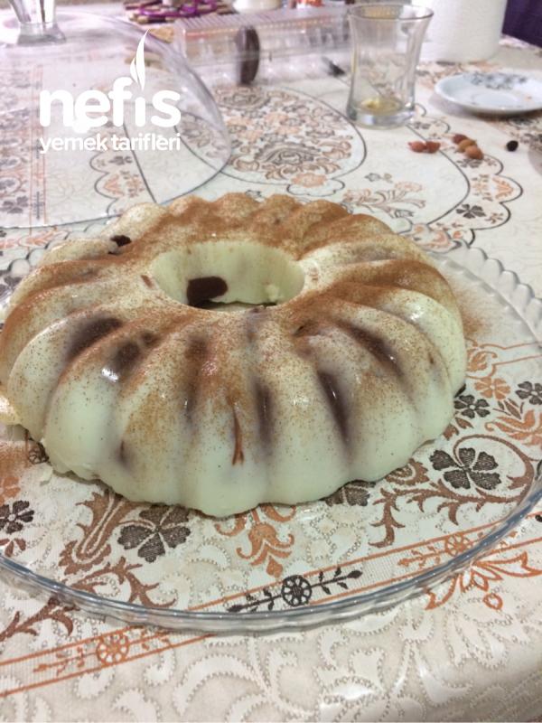 Kek Kalıbında Puding