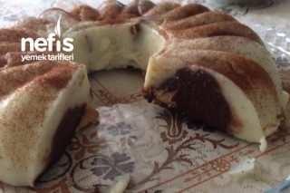 Kek Kalıbında Puding Tarifi