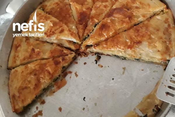 Teremyağlı Arnavut Böreği Tarifi
