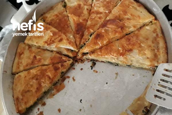Teremyağlı Arnavut Böreği