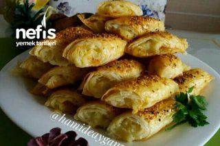 Teremyağlı Çısçıtır Patatesli Börek Tarifi