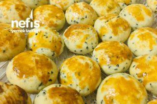 Teremyağlı Çörek Otlu Kurabiye Tarifi