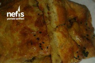 Teremyağlı Sebze Böreği Tarifi