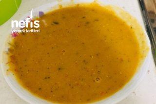 Teremyağlı Sebzeli Mercimek Çorbası Tarifi