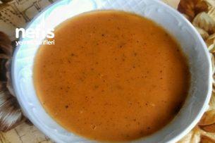 Teremyağlı Tarhana Çorbası Tarifi