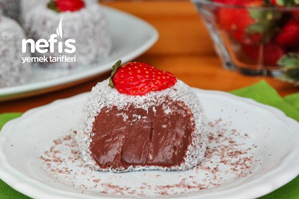 Kakaolu Fincan Tatlısı (videolu) Tarifi