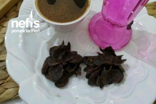 Teremyağlı Kahve Yanı Çikolatalı Mısır Gevreği Tarifi