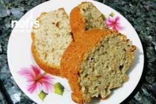 Kavrulmuş Susamlı Tahinli Kek Tarifi