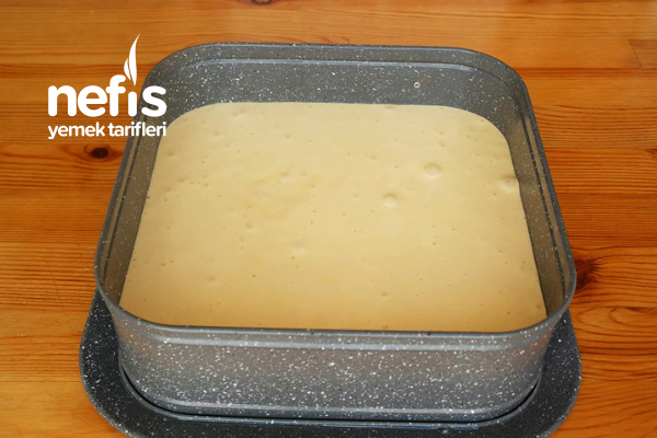 Narlı Pasta Tarifi