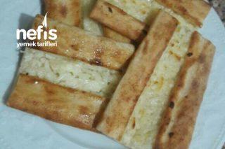 Şekerli Tuzsuz Peynirli Pide Tarifi