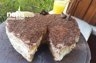 Teremyağlı Limonlu Yaş Pasta Tarifi
