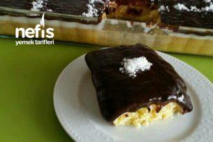 Teremyağlı Tavuk Göğüslü Çikolata Soslu Pastam Tarifi