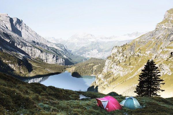 ücretsiz kamp alanları