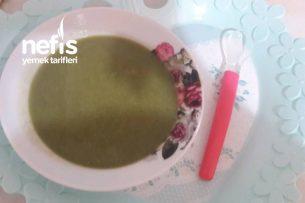 Bebekler İçin Ispanaklı Çorba(  8 ay) Tarifi