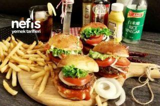 Evde Mükemmel Hamburger Yapımı Tarifi