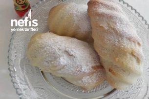 Teremyağlı Kurabiye Tadında Elmalı Pasta Tarifi