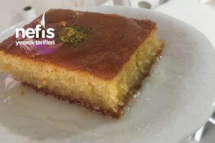 Pastane Usülü Revani Tarifi