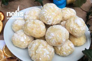 Portakallı Kek Kurabiye (Bayılacaksınız) Tarifi