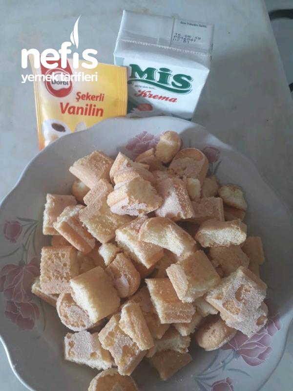 Profiterol Pasta (pratik)