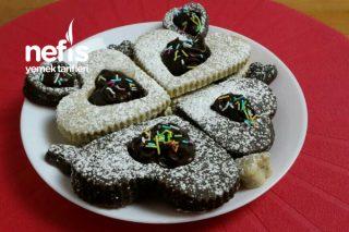 Teremyağlı Valentine Cookie Sevgililer Günü Kurabiyesi Tarifi