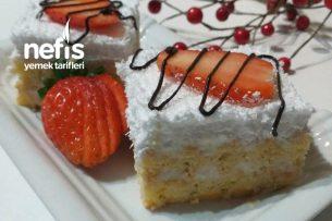 Waffellı Pasta Tarifi
