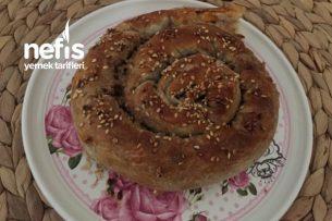 Yufka İle Haşhaşlı Tahinli Çörek Tarifi