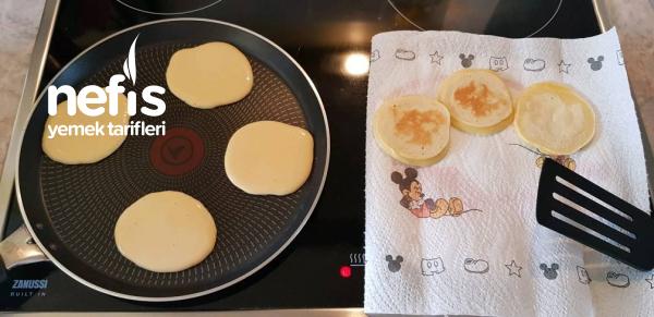 Amerikan Kahvaltısı (American Pancakes)