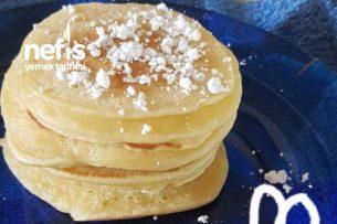 Amerikan Kahvaltısı (American Pancakes) Tarifi