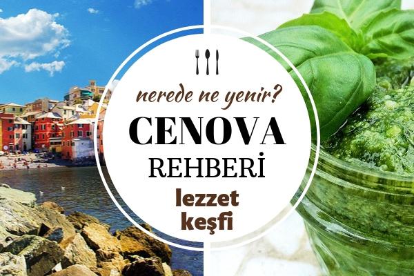 Cenova'da Ne Yenir? İtalyan Mutfağından 7 Efsane Akdeniz Lezzeti Tarifi