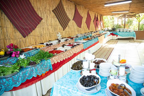 nokta tesisleri açık büfe kahvaltı