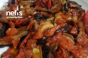 Patlıcan Çığırtma (Bergama Yöresi) Tarifi