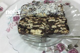 Pudingli Mozaik Pasta Tarifi