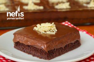 Bir Tepsi Dolusu Çikolatalı Damat Pastası (Videolu) Tarifi