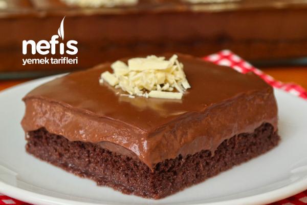 Kakaolu Damat Pastası Tarifi