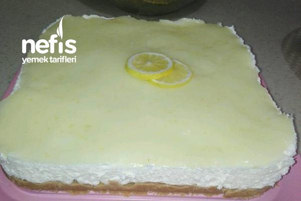 Limonlu Cheeskek Tarifi