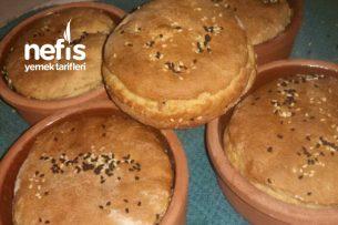 Minik Güveçlerde Mis Kokulu Ekmeklerim Tarifi