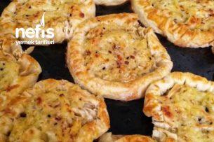 Peynirli Patatesli Kuş Yuvası Böreği Tarifi